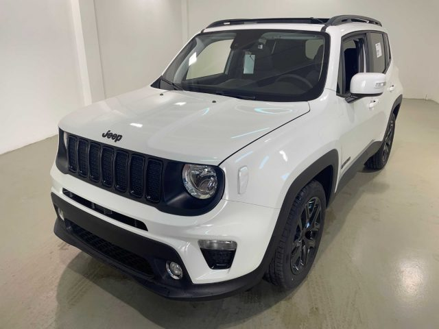 JEEP Renegade 1.3 T4 DDCT Limited *BLACK LINE PACK*