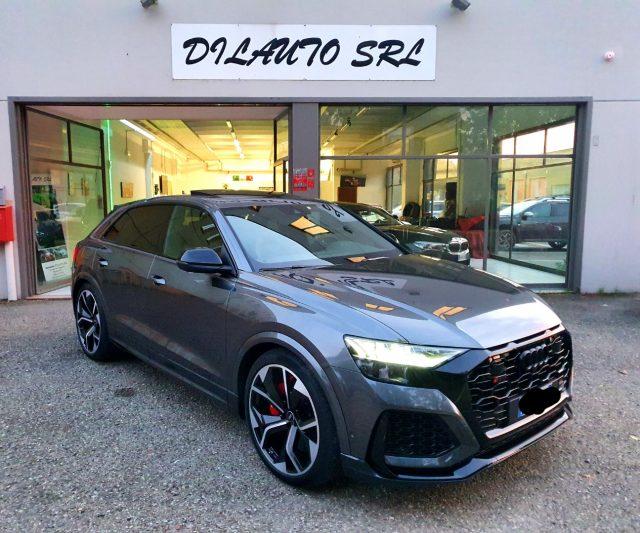 AUDI RS Q8 DYNAMIC RS PLUS UFF ITALIANA!! IVA ESPOSTA