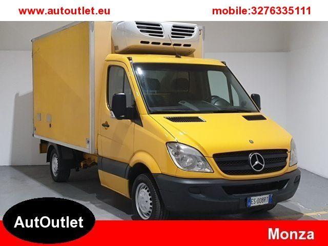 MERCEDES-BENZ Sprinter T32/30 213 CDI Cab.CAMBIO AUT. (FRIGO )