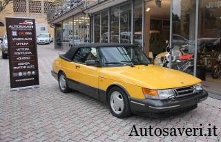 SAAB 900 Cabrio Turbo 16 Usata