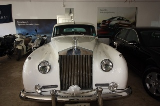 ROLLS-ROYCE Cloud ROLLS ROYCE BENTLEY S1 Usata