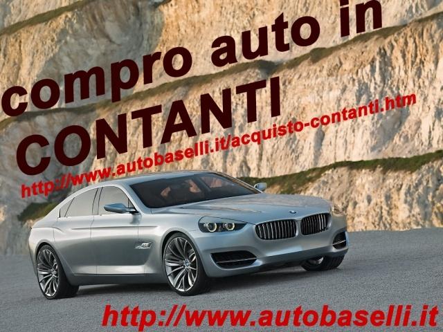 BMW 520 E90 COMPRO AUTO PAGAMENTO IN CONTANTI Usato