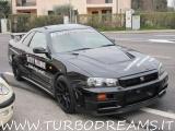 Nissan Skyline R34 2.5 Turbo gtr Look In Pronta Consegna  - immagine 2