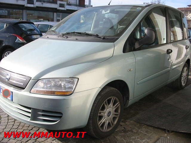 Fiat Multipla usata 1.6 16V Natural Power Dynamic a metano Rif. 10928027