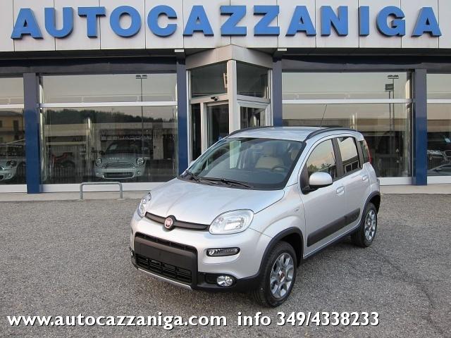 Fiat Panda nuova 4x4 1.3 MULTIJET 95cv S&S CON CLIMA AUTOMATICO diesel Rif. 12123396