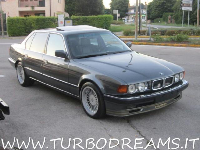 BMW-ALPINA B12 L 5.0 V12 - AUTO - LWB - LONG WHEEL BASE - STORICA