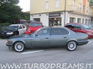 BMW-ALPINA B12 L 5.0 V12 - AUTO - LWB - LONG WHEEL BASE - STORICA Usata