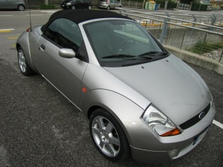 FORD Streetka 1.6 Leather Usata