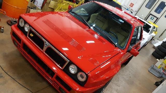 Lancia Delta usata 16V HF Evoluzione a benzina Rif. 9808643