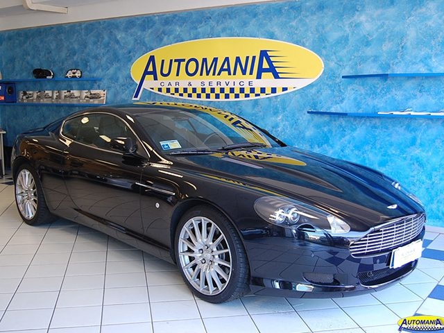 ASTON MARTIN DB9 Coupé Touchtronic - Tagl. Ufficiali