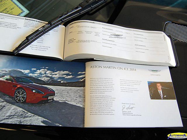 Immagine di ASTON MARTIN DB9 Coupé Touchtronic – Tagl. Ufficiali