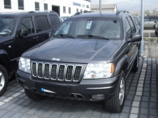 JEEP Grand Cherokee 2.7 CRD Cat Overland Usata