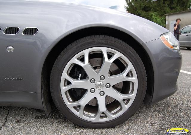 Immagine di MASERATI Quattroporte 4.7 GT S Autom. – Tagliando eseguito – UNIPROP.