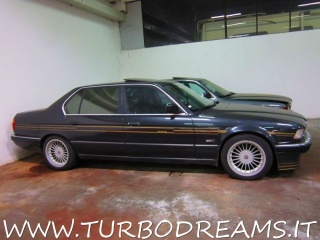 BMW-ALPINA B12 L 5.0 V12 - AUTO - LWB - LONG WHEEL BASE - STORICA Usata