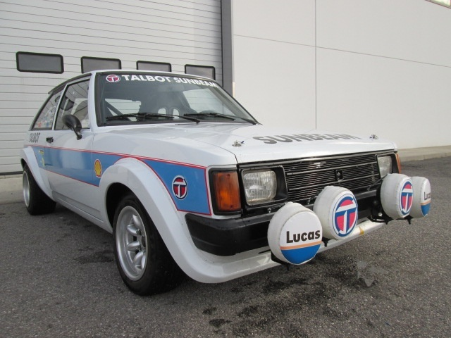 TALBOT Other TALBOT SUNBEAM LOTUS