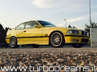 BMW M3 Cat Coupé Europa Tetto Clima ORIGINAL PAINT!! Usata