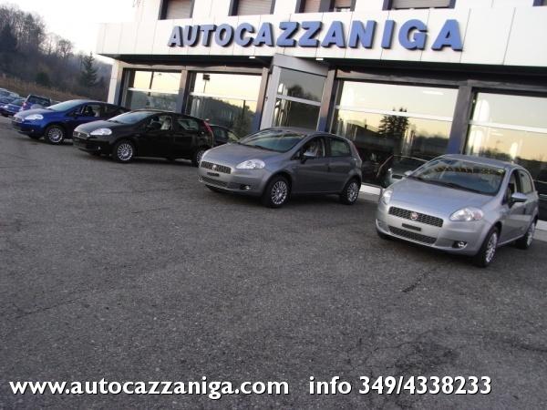 Fiat Grande Punto nuova 1.2 ACTIVE/ACTUAL/DYNAMIC/EMOTION MY 2009 NOVITA' a benzina Rif. 10998538
