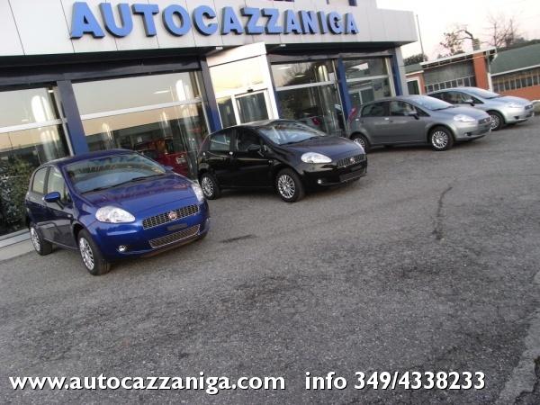 Fiat Grande Punto semestrale 1.3 MJ DYNAMIC MY 2009 SEMESTRALE diesel Rif. 10643832