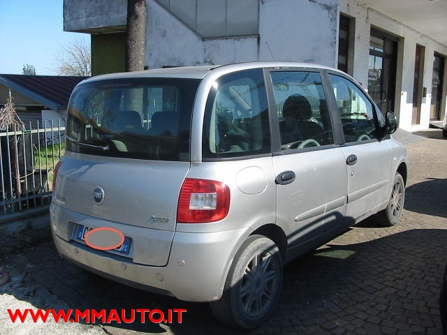 Fiat Multipla usata 1.6 16V Natural Power Dynamic!!!! a metano Rif. 10928105