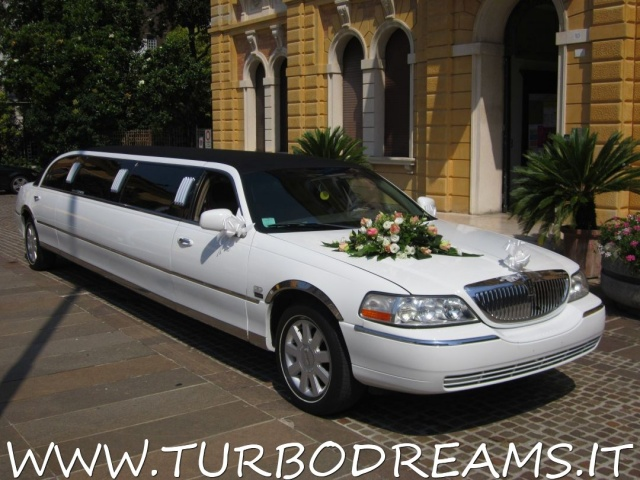 LINCOLN Town Car 4.6 V8 120 quot; EXECUTIVE LIMOUSINE 9 POSTI A NOLEGGIO