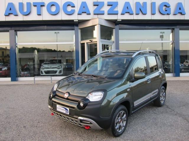 Fiat Panda nuova CROSS 4x4 0.9 TWINAIR 85cv NUOVE PRONTA CONSEGNA a benzina Rif. 12123342