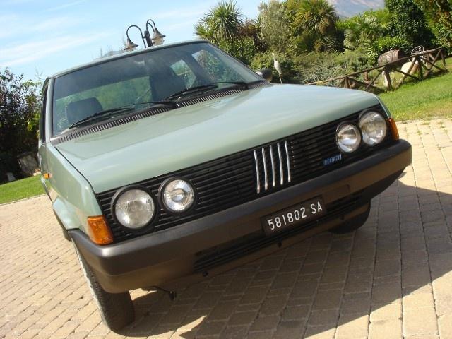 Oldtimer Fiat d'poca RITMO 1.1 *** UNICOPROPRIETARIO ***ORIGINALISSIMA! a benzina Rif. 10640476