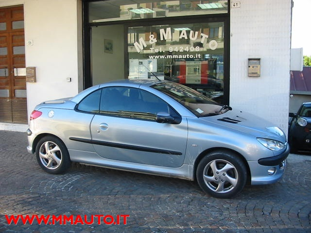 Peugeot 206 usata 1.6 16V CC   CLIMA!!!! a benzina Rif. 10928044