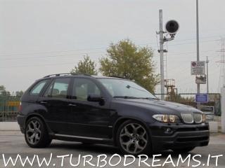 BMW X5 4.4i Cat V8 MARITIME INDIVIDUAL Xeno Navi PanoRoof Usata