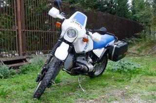 MOTOS-BIKES Bmw R 100 GS Usata