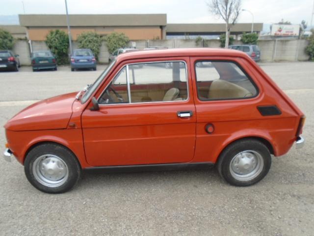 Fiat 126 1° serie
