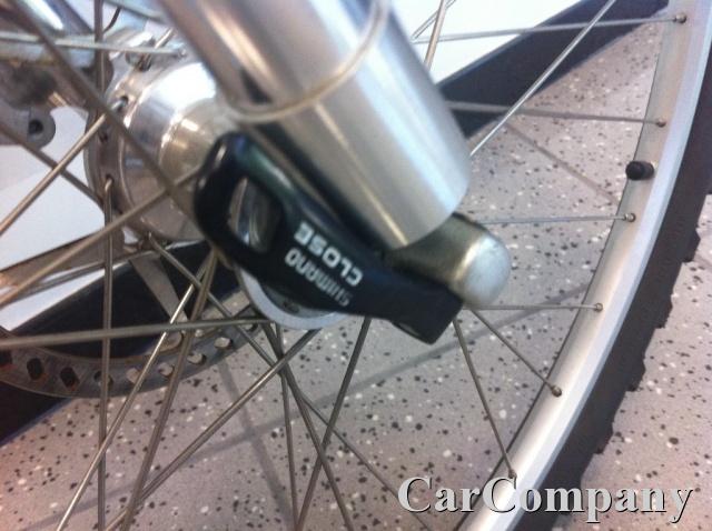 Immagine di MERCEDES-BENZ CLS Bicicletta Mercedes Shimano Nexave Stx Rc Megarang