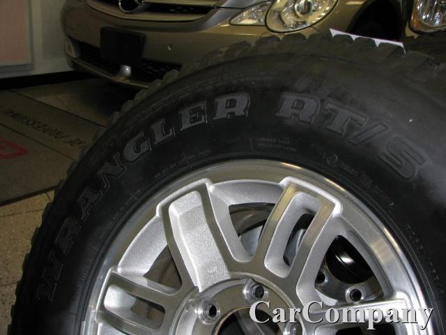 Immagine di HUMMER H3 SET 4 RUOTE COMPLETE 265/75R16 + SENSORI PRESSIONE