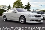 Mercedes Benz Cl 500 Cat Brabus Only One Owner 62.000km Top Zustand  - immagine 2