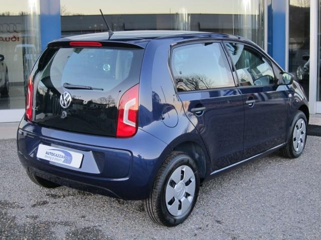 Auto Nuova Volkswagen Up 1 0 Mpi 68cv Metano 5p Nuove In Offerta