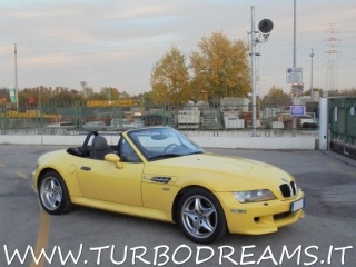 BMW Z3 3.2 24V Cat M ROADSTER DAKAR GELB ORIGINAL PAINT ! Usata