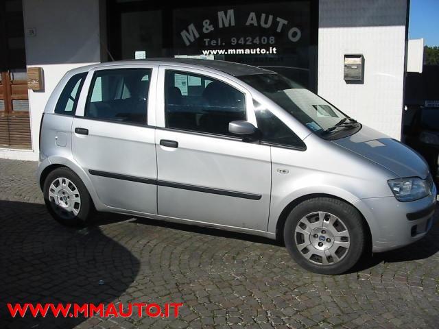 Fiat Idea usata 1.4 Active  CLIMA/ GPL/ GANCIO TRAINO!!!!! a gpl Rif. 7624830