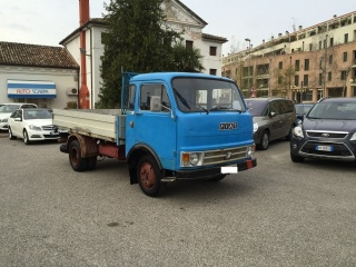 FIAT Other CAMION  OM 40 CASSONE UNICO PROPRIETARIO Usata