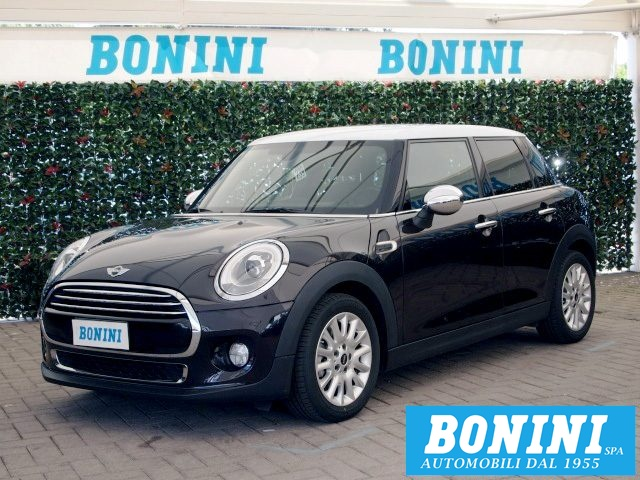 MINI Cooper D Marrone metallizzato