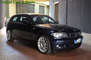 BMW 130 I Cat 3 Porte Msport Limited Edition*Steptronic*18 Usata