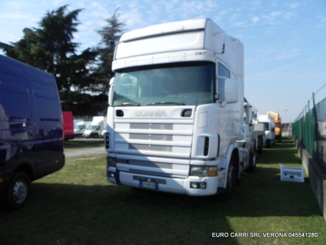 usata 124.470 TRATTORE diesel Rif. 11001055