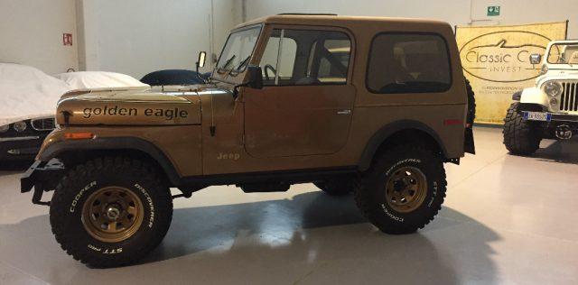 Jeep Cj-7 d'poca GOLDEN EAGLE AMC 304 a benzina Rif. 10666777