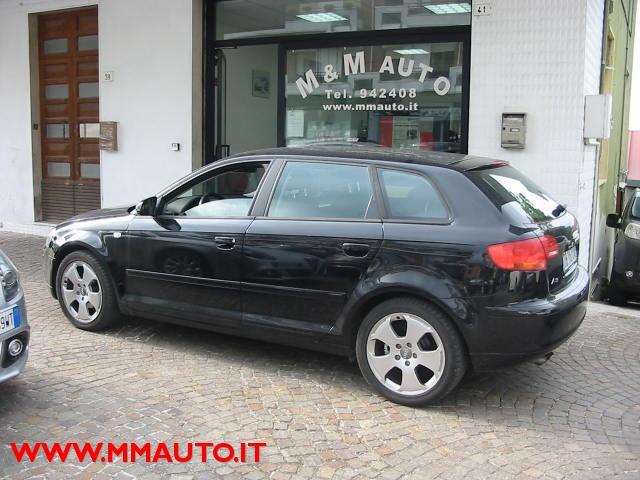 Audi A3 usata SPB 1.9 TDI Ambition  !!!!! diesel Rif. 7624705