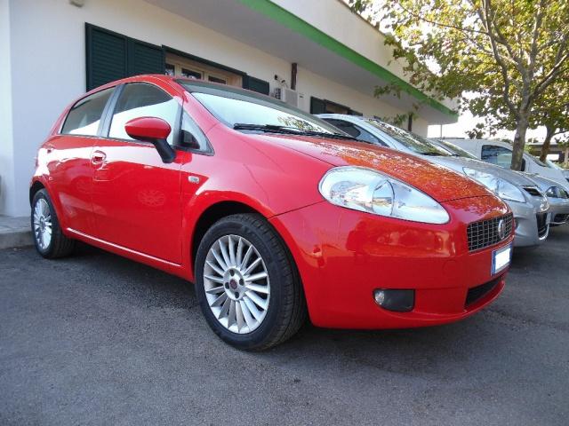 Fiat Grande Punto usata 1.2 5 porte Dynamic a benzina Rif. 8875117