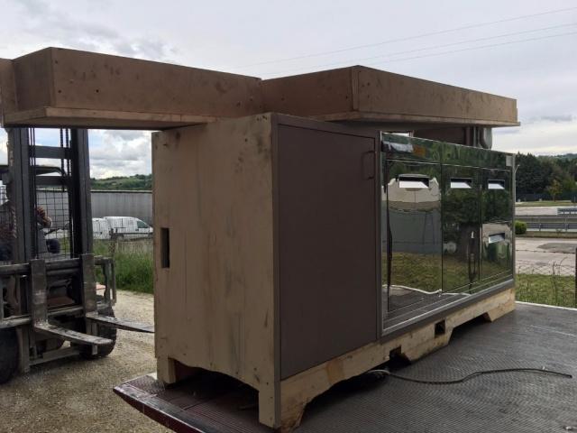 usata PARTI ARREDAMENTO BAR (Banchi frigo,ghiaccio,ecc.) elettrica Rif. 8375740