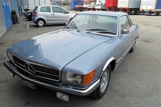Immagine di MERCEDES-BENZ SL 350 SLC 350 COUPE'