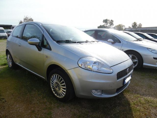 Fiat Grande Punto usata 1.2 5 porte Dynamic a benzina Rif. 8875125