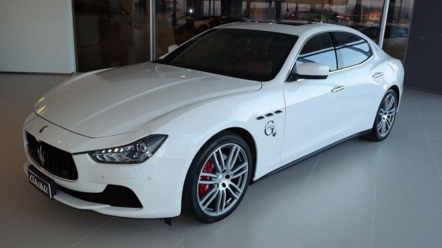 Maserati Ghibli usata 3.0 S Q4 a benzina Rif. 10659933
