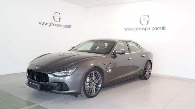 Maserati Ghibli usata 3.0 Diesel 275 CV diesel Rif. 10659726