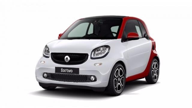 Smart Fortwo km 0 70 1.0 twinamic Urban a benzina Rif. 9748352