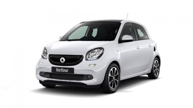 Smart Forfour km 0 70 1.0 Youngster a benzina Rif. 9748362